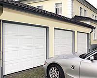 Гаражные ворота для коллективных гаражей.
