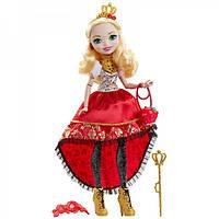 Кукла Ever After High Эппл Уайт Клуб могущественных принцесс - Apple White Powerful Princess Club DVJ18