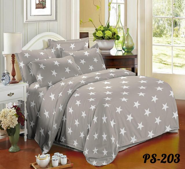 Комплект постельного белья Тет-А-Тет двуспальный  PS-203