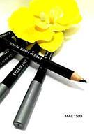 1599 Карандаш МАС Eye lip liner pensil ( черный )