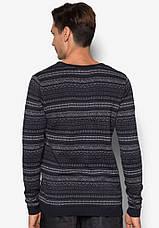Мужской тонкий вязанный свитер Eduward от !Solid в размере L, фото 3