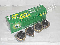 Шаровая опора ВАЗ 2101, 2103, 2106, 2107 комплект (2 верхних, 2 нижних) (производство Кедр)
