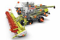 Зерноуборочные комбайны CLAAS LEXION 770-750