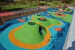 Покрытия для детских и спортивных площадок