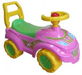 """Толокар-чудомобиль """"Автомобиль для прогулок."""" - детский автомобиль для девочки. Технок, 0793"""