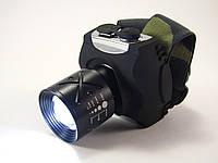 Налобный светодиодный фонарь Bailong Т6-806, фото 1