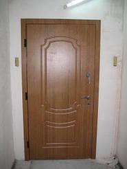 Двери входные с МДФ накладками квартирные и офисные 2