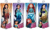 Классическая модная кукла Принцесса. В ассортименте: Мулан, Жасмин, Мерида, Пок HASBRO - DISNEY PRINCESS