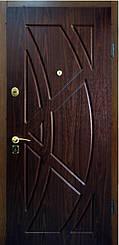Двери входные с МДФ накладками квартирные и офисные 4