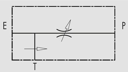 """Регулятор расхода 3х линейный со сбросом в бак RFP3 1/2"""" (Италия), фото 2"""