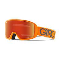 Горнолыжная маска Giro Scan синяя/чёрная Splash, Grey Cobalt 10% (GT)