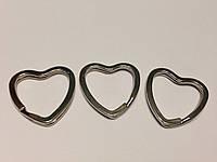 Кольцо сердечко. 31мм, фото 1