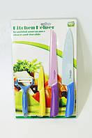 Набор метало керамических ножей ERA ножи 4 шт. J004