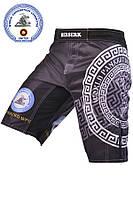 Шорты для MMA BERSERK PANKRATION approved WPC black