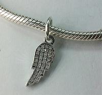 Шарм подвеска для браслета Пандора «Крылышко»