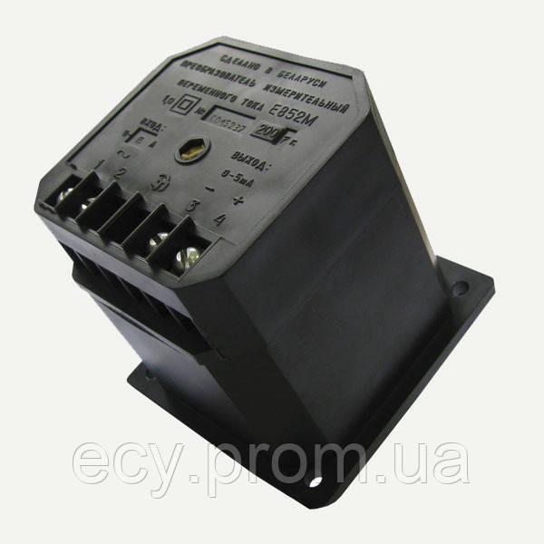 Е852 М  Измерительный преобразователь переменного тока