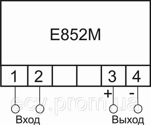 Е852 М  Измерительный преобразователь переменного тока, фото 2