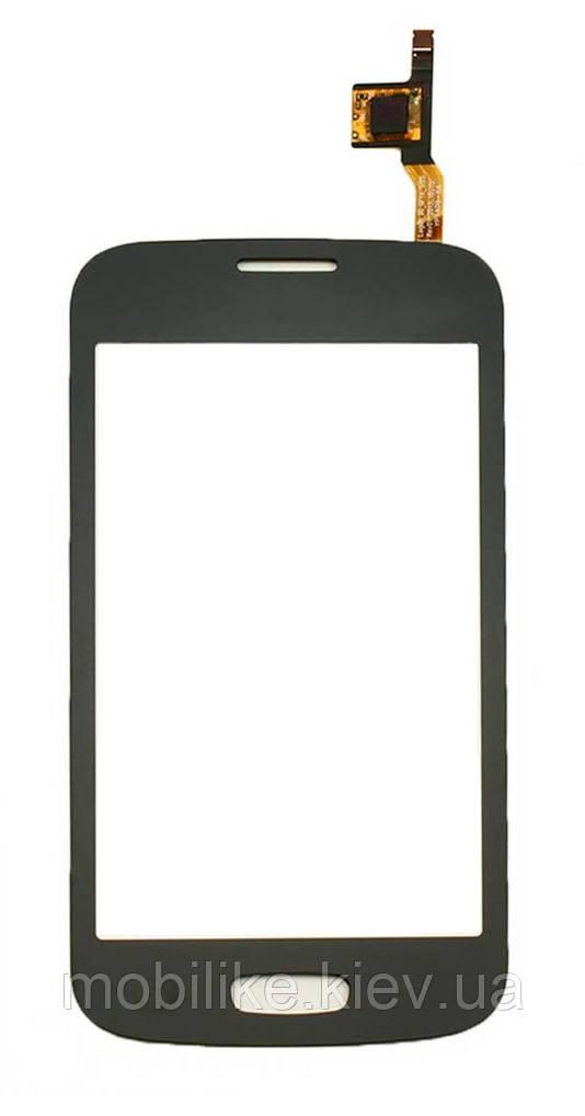 Сенсорний екран Samsung S7260, S7262 (Galaxy Pro) чорний