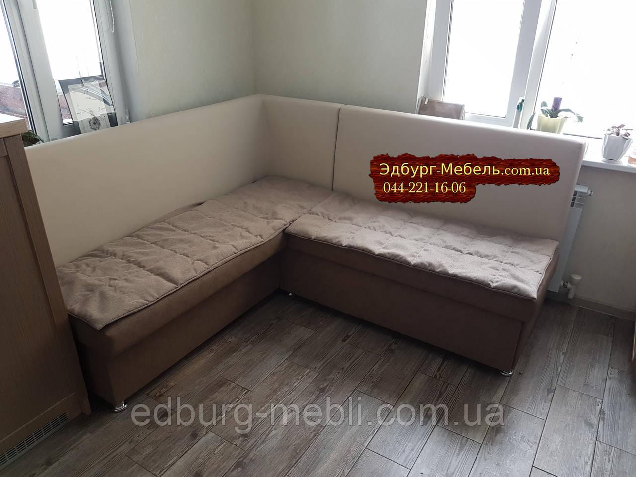 Кухонный уголок на заказ Киев - Эдбург-мебель производcтво мягкой мебели  в Киеве
