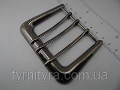 Пряжка металлическая 60мм CKB 0391 чернёная, никель