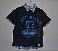 Модная футболка Германия C&A Palomino 98см., фото 1