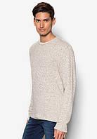 Мужской тонкий вязанный свитер Emeka от !Solid в размере L