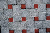 Тротуарная плитка с кварцем