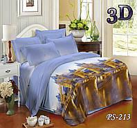 Комплект постельного белья Тет-А-Тет двуспальный  PS-213, фото 1