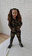 """Стильный костюм """"Милитари"""" мама-дочка (отдельно), фото 1"""