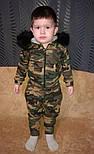 """Стильный костюм """"Милитари"""" мама-дочка (отдельно), фото 8"""