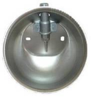 Поилка чашечная круглая, нерж. для откорма от 35 кг