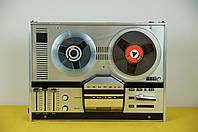 Бобинный магнитофон GRUNDIG TK 121 (1969–1973 годы выпуска)