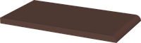 Подоконник Paradyz Natural 24,5x13,5 brown