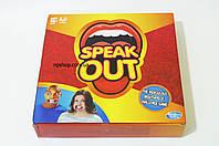 Настольная игра Speak Out (Скажи, если сможешь)
