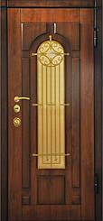 Уличные двери с ковкой и винорит покрытием 12