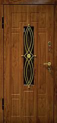 Уличные двери с ковкой и винорит покрытием 13