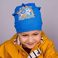 """Трикотажная демисезонная шапка """"Big Bear"""", фото 1"""