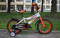"""Детский двухколесный велосипед Azimut Fiber 14"""" ***"""