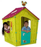 Детский домик игровой Keter Magic Playhouse, фото 1
