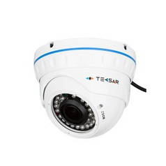 Купольная TVI камера Tecsar AHDD-1Mp-20Fl-out-THD