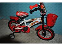"""Детский двухколесный велосипед Azimut Hunter 14"""" ***"""