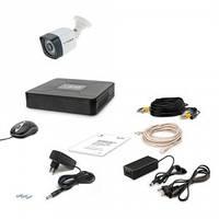 Комплект видеонаблюдения Tecsar AHD 1OUT LIGHT