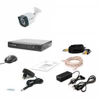 Комплект видеонаблюдения Tecsar AHD 1OUT-3M LIGHT