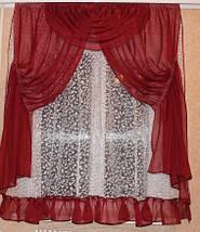 Тюль со шторами Стелла, фото 2