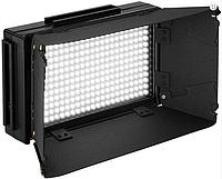Cветодиодная накамерна лампа Lishuai (Fotodiox) LED-170DS (Би-светодиодная) + комплект (LED-170DS), фото 1