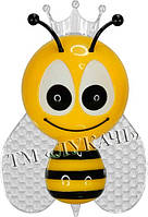 """Нічник BEE 0.36W """"Бджілка"""" RGB + фотосенсор 5200570"""