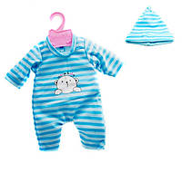"Одежда для куклы ""Baby born""  р.22,5*0,5*28,5 см (Одяг для)"