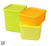 Набор контейнеров Кубикс, Tupperware