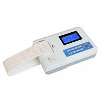 Электрокардиограф 3-х канальный Heaco 300G (цветной дисплей)