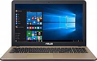 НоутбукASUS R540LA-XX020D i3-4005U/4GB/120+1TB/DVD-RW